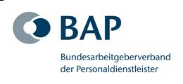 BAP – Bundesarbeitgeberverband der Personaldienstleister